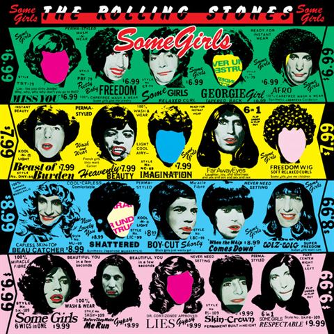"The Rolling Stones ""Some Girls"" (Virgin)"